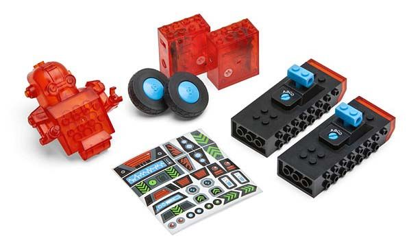 GoBrix R/C Building Brick Motors Add Remote Control to Your Brick Models