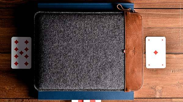Hard Graft Fit Sleeve for iPad Pro and MacBook