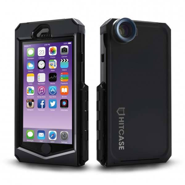 Hitcase PRO+ Waterproof Case for iPhone 6/6s and iPhone SE