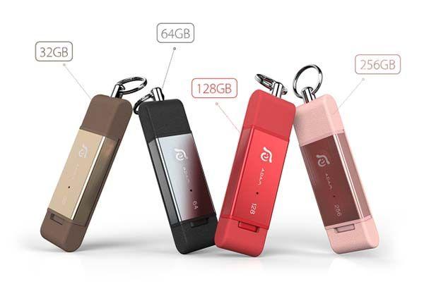 iKlips DUO MFi Certified USB Lightning Flash Drive