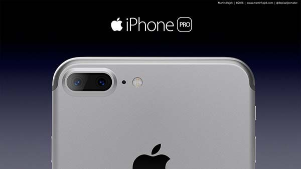 iPhone SE, iPhone 7 and iPhone Pro Design Concepts