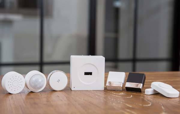 k kit modular smart home system gadgetsin. Black Bedroom Furniture Sets. Home Design Ideas