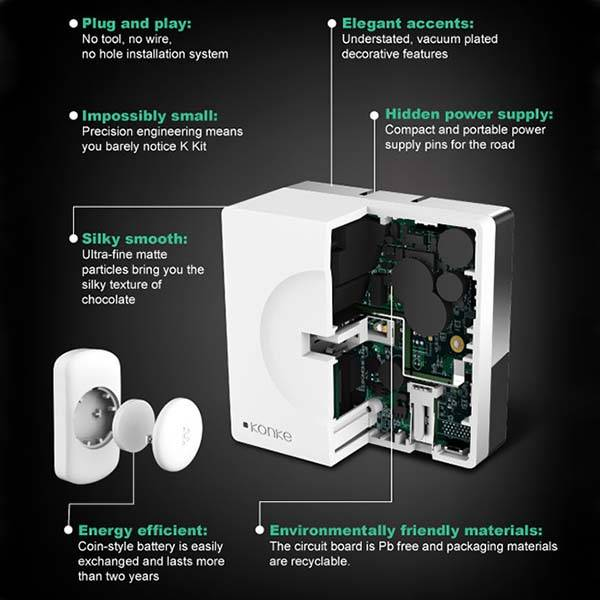 K Kit Modular Smart Home System