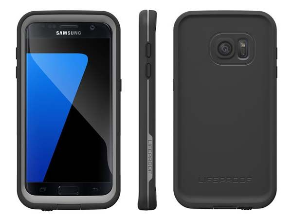 LifeProof FRĒ Galaxy S7 Waterproof Case