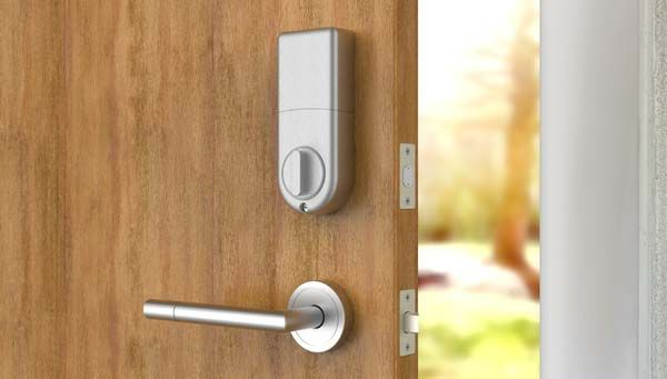 LIME Bluetooth Smart Lock with NFC, RFID and Keypad