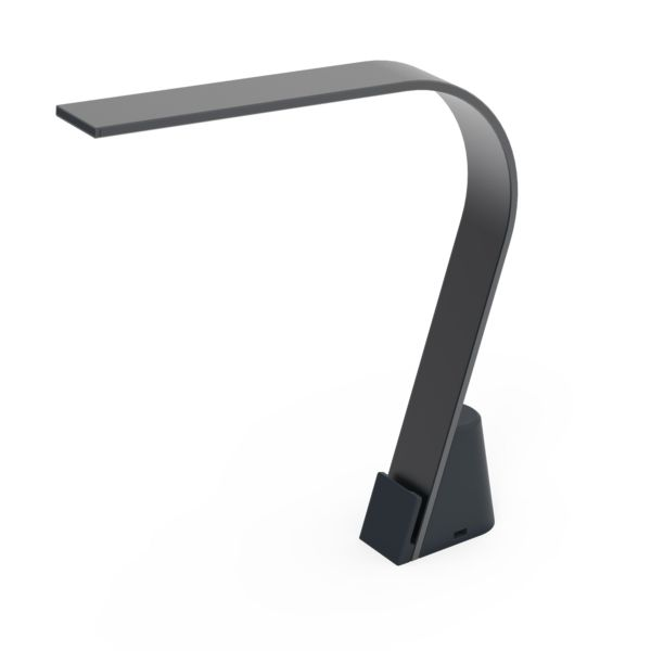 Lux Brooklyn Led Desk Lamp With Integrated Charging