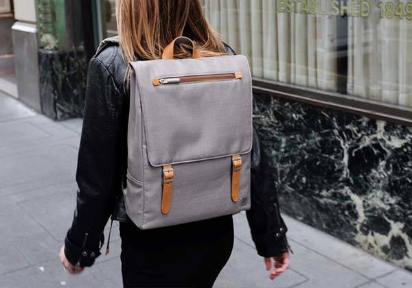 4a6b67a312c9 Moshi Helios Laptop Backpack Boasts Stylish Design and Water ...