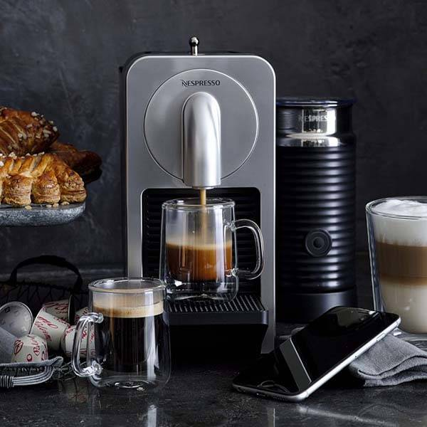 Nespresso Prodigio Smart Espresso and Coffee Maker