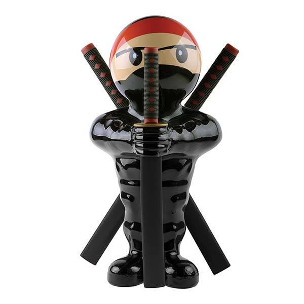Ninja Knife Block with Katana Styled Kitchen Knives