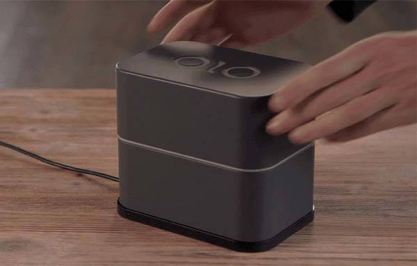 OLO World's First Smartphone 3D Printer with a $99 Price Tag