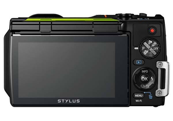 Olympus Stylus Tough TG-870 Compact Waterproof Camera