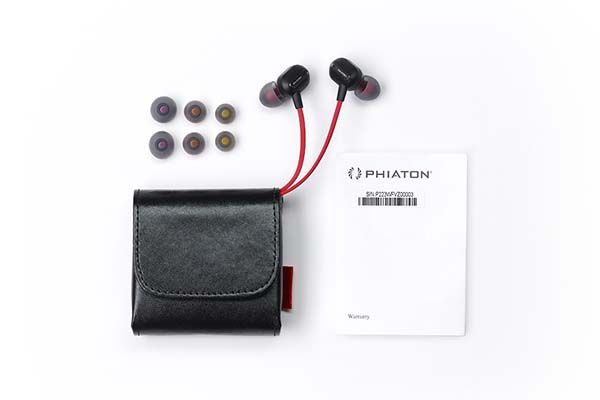 Phiaton MS 300 BA In-ear Headphones