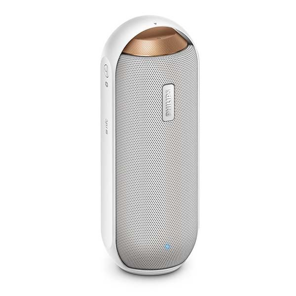 Philips Splash-Proof Portable Bluetooth Speaker