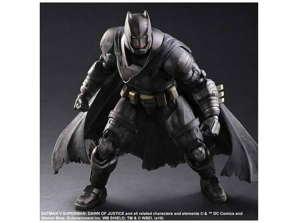 Play Art Kai Batman v Superman Dawn of Justice Armored Batman Action Figure