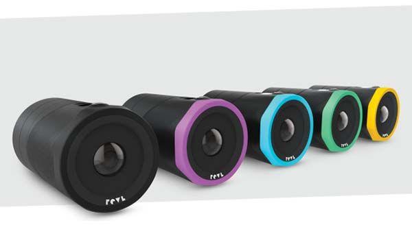 Revl Arc Ultra-Stable 4K Smart Action Camera