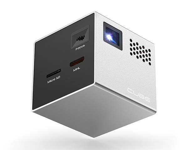 RIF6 Cube Ultra Portable Projector