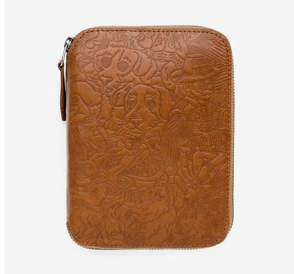 This Is Ground Riff Leather Phone Case
