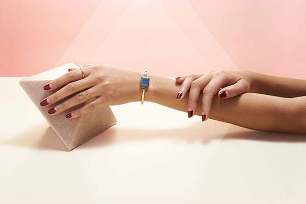 Ringly Aries Fashionable Smart Bracelet