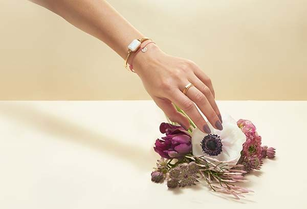 Ringly Aries Fashionable Smart Bracelet