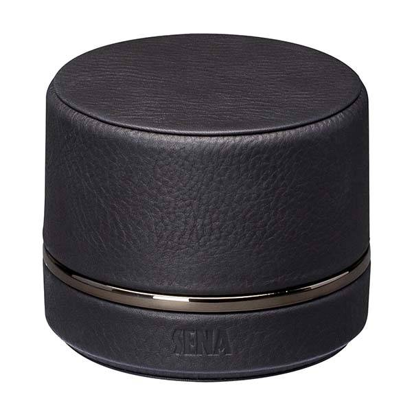 Sena Apple Watch Leather Travel Case Works as Charging Dock