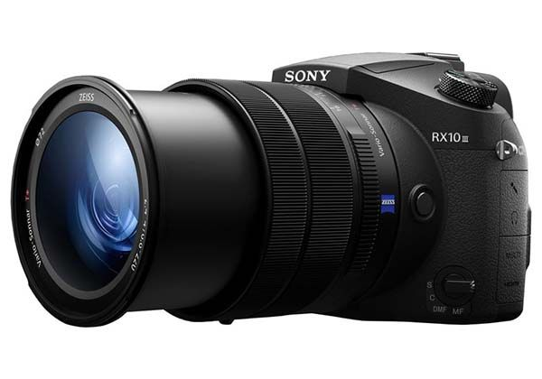 Sony Cyber-shot DSC-RX10 III Long Zoom Camera
