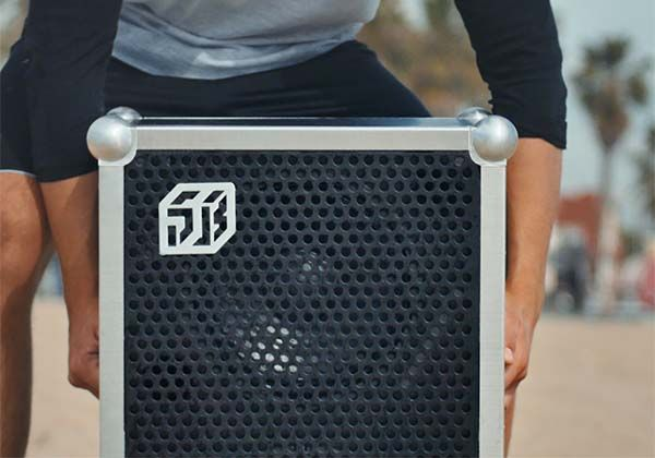 SOUNDBOKS Bluetooth Speaker for Outdoor Parties and Sports