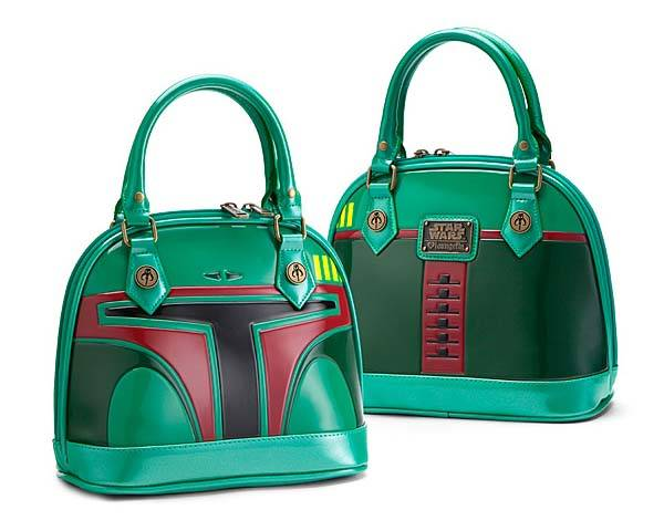 Star Wars Boba Fett Embossed Purse