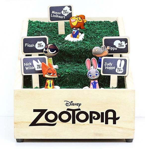 Disney Zootopia Character USB Flash Drives