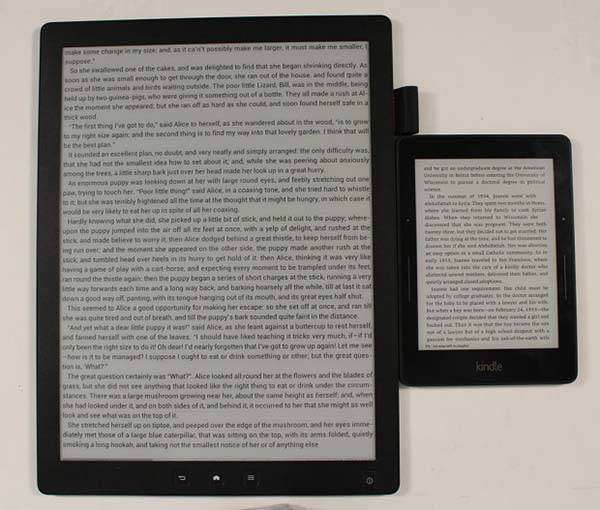 The Good Android eReader with a 13.3-Inch E-Ink Display