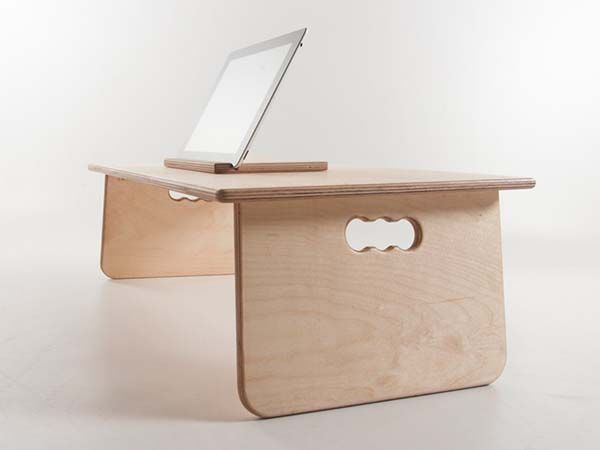 Handmade Fold Away Laptop Desk