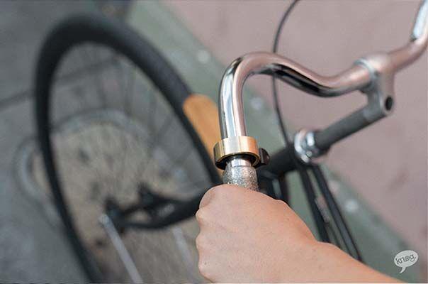 Qi Bike Bell