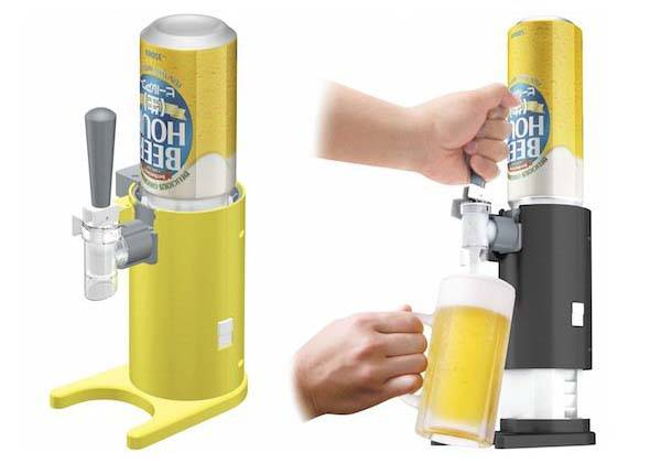 Table Beer Hour Foamy Head Beer Dispenser