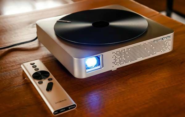 Z4 Aurora Smart LED Projector