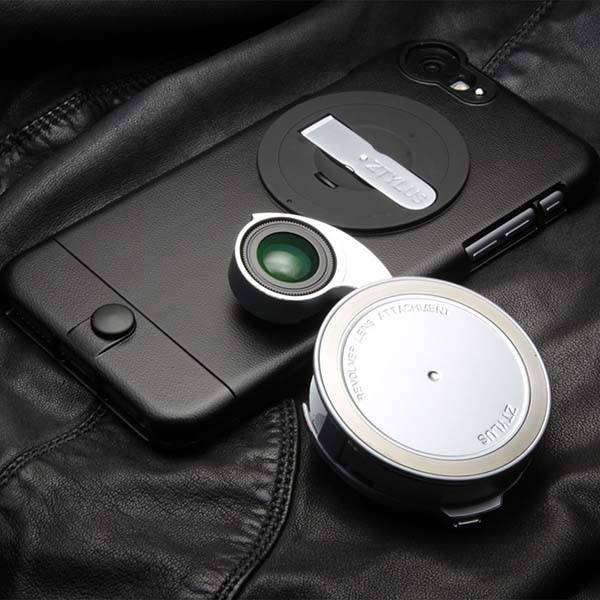 Ztylus ZIP-6PLK iPhone 6s Plus Case and Lens Kit