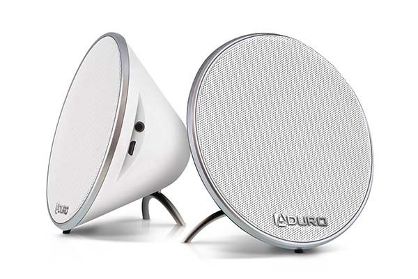 Aduro Amplify BSP25 Dual Stereo Bluetooth Speaker System