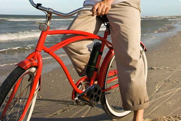 Bimoz Smart eBike Drive Turns Any Bicycle into an Electric Bike