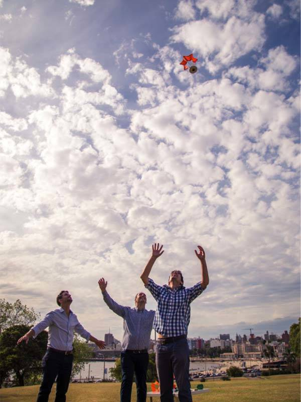 Birdie Allows You to Throw GoPro into the Air for Amazing Videos and Photos