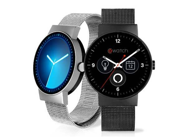 CoWatch Smartwatch with Fitness Tracker and Amazon Alexa