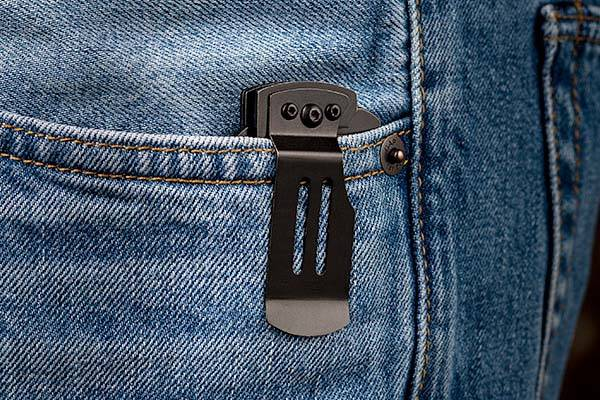 Fast Clip Ultra Compact Pocket Knife