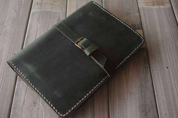 Handmade 9.7-Inch iPad Pro Leather Case