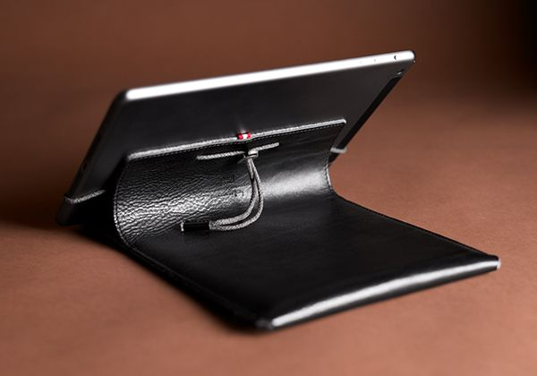 Hard Graft Lean Leather 9.7-Inch iPad Pro Case