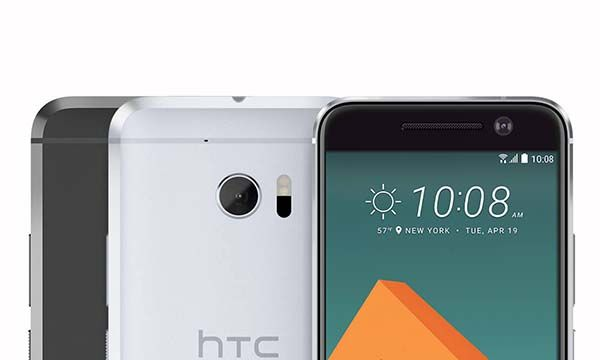 HTC 10 Smartphone with Quick Charge 3.0, 4K Video Recording and Fingerprint Scanner