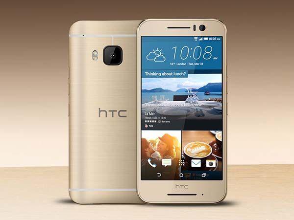 HTC One S9 Mid-Range Smartphone