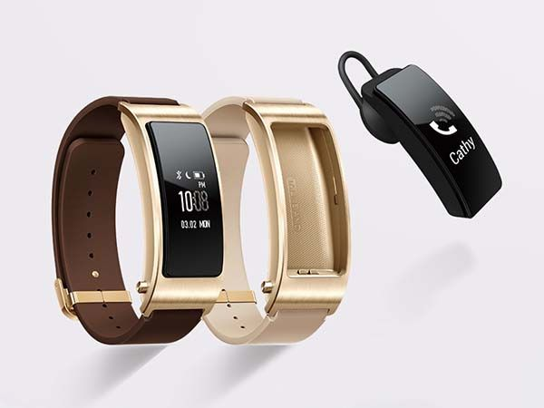 Huawei TalkBand B3 Smartband with Fitness Tracker and Bluetooth Headset