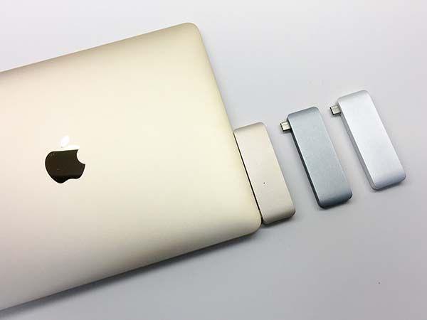 HyperDrive 5-In-1 Type-C USB Hub for MacBook