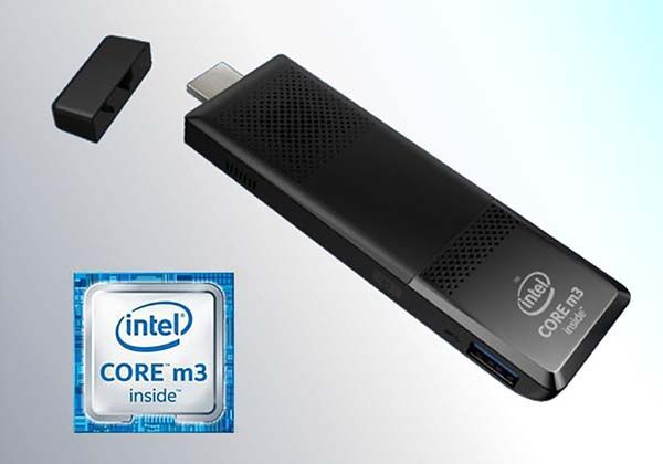 Intel Compute Stick Mini Computer with Core M Processor, 4GB RAM and USB 3.0 Ports