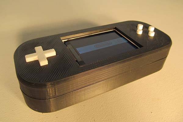 Make the $20 Raspberry Pi Handheld Game Console by Yourself