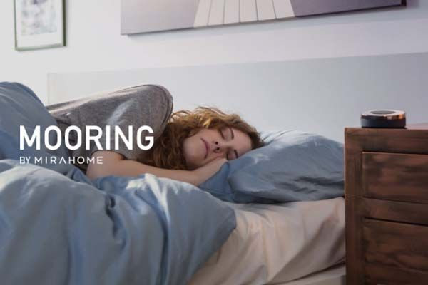 Mooring Thermal Smart Mattress Pad with Sleep Tracker