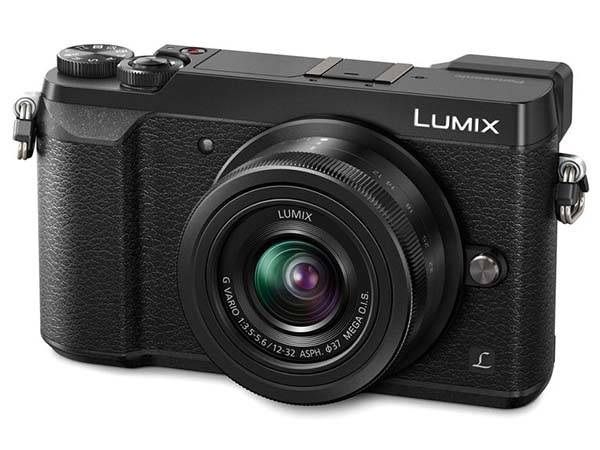 Panasonic Lumix DMC-GX85 Interchangeable Lens Mirrorless Camera