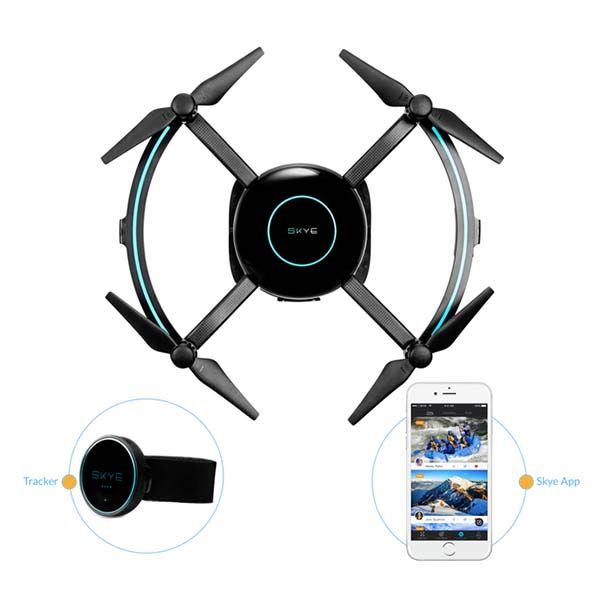Skye Orbit Autonomous Flying Drone